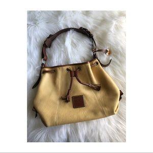 Dooney & Bourke leather shoulder bag